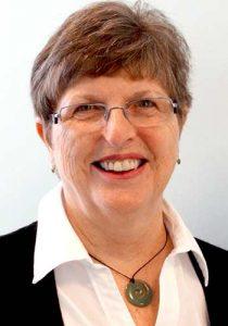 Portrait of Cathy Dodge Smith